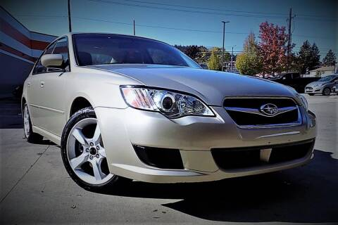 2008 Subaru Legacy for sale at A1 Group Inc in Portland OR