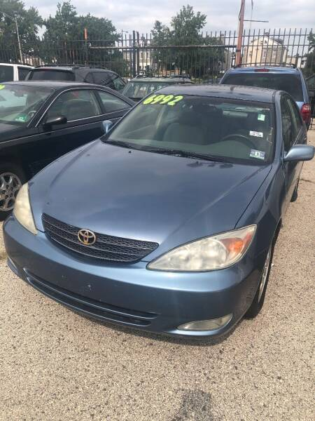 2003 Toyota Camry for sale at Z & A Auto Sales in Philadelphia PA
