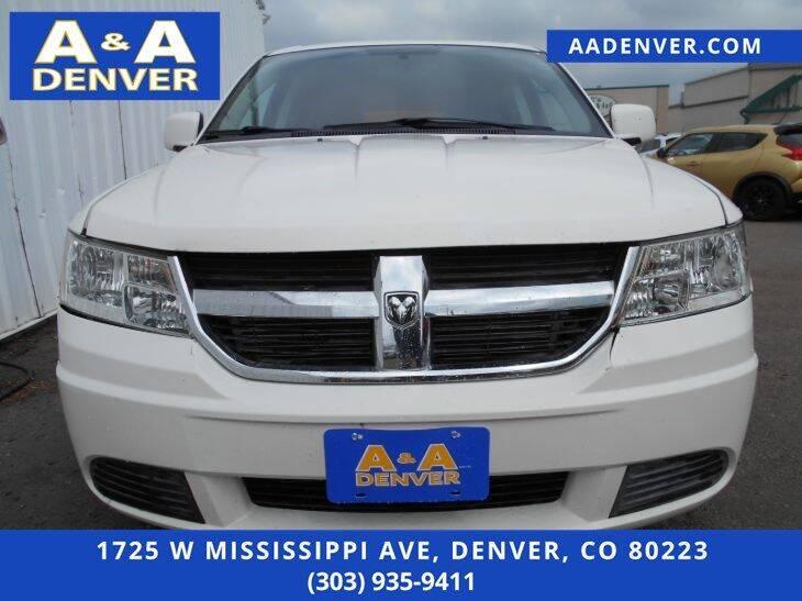 2009 Dodge Journey SXT 4dr SUV - Denver CO