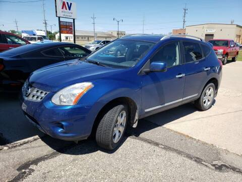 2011 Nissan Rogue for sale at CFN Auto Sales in West Fargo ND