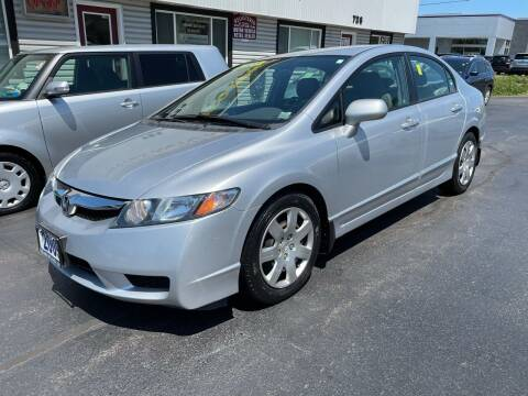 2009 Honda Civic for sale at Shermans Auto Sales in Webster NY