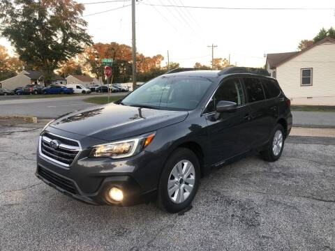 2019 Subaru Outback for sale at RC Auto Brokers, LLC in Marietta GA