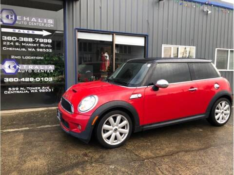 2008 MINI Cooper for sale at Chehalis Auto Center in Chehalis WA