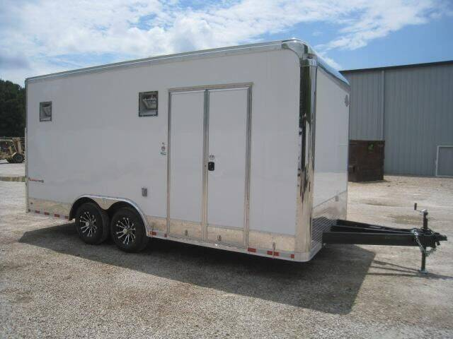 2021 Cargo Mate Eliminator SS Loaded 8.5x18 for sale at Vehicle Network - HGR'S Truck and Trailer in Hope Mill NC