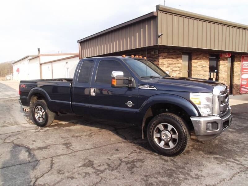 2015 Ford F-250 Super Duty for sale at Dietsch Sales & Svc Inc in Edgerton OH