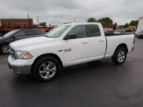 2016 RAM Ram Pickup 1500 for sale at Big Boys Auto Sales in Russellville KY