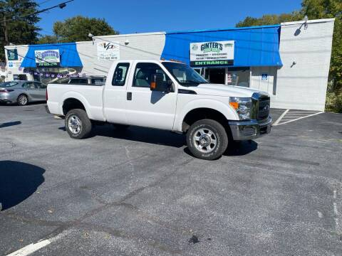 2016 Ford F-250 Super Duty for sale at Ginters Auto Sales in Camp Hill PA