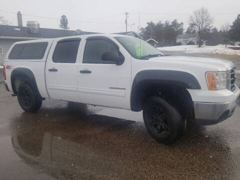 2011 GMC Sierra 1500 for sale at D AND D AUTO SALES AND REPAIR in Marion WI