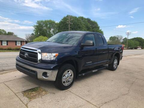 2013 Toyota Tundra for sale at E Motors LLC in Anderson SC