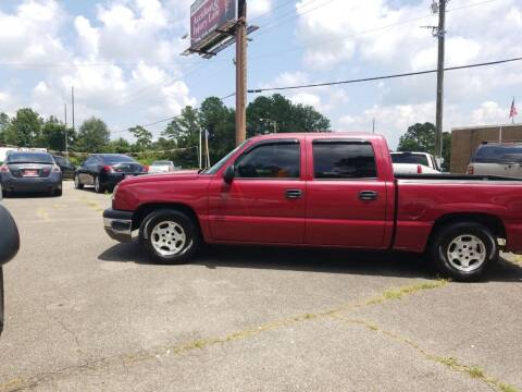 2004 Chevrolet Silverado 1500 for sale at Prospect Motors LLC in Adamsville AL