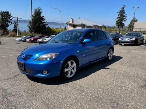 2005 Mazda MAZDA3 for sale at KARMA AUTO SALES in Federal Way WA
