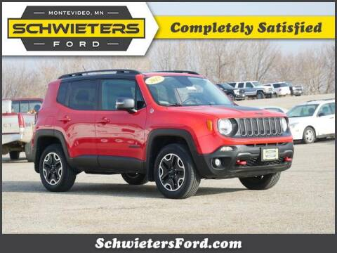 2017 Jeep Renegade for sale at Schwieters Ford of Montevideo in Montevideo MN