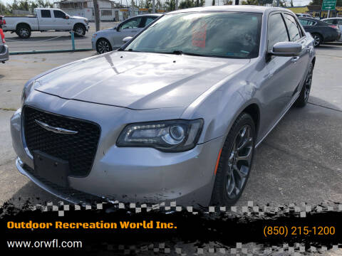 2016 Chrysler 300 for sale at Outdoor Recreation World Inc. in Panama City FL