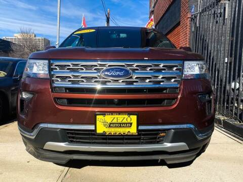 2018 Ford Explorer for sale at Buy Here Pay Here Auto Sales in Newark NJ
