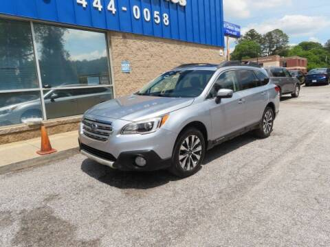 2015 Subaru Outback for sale at Southern Auto Solutions - 1st Choice Autos in Marietta GA