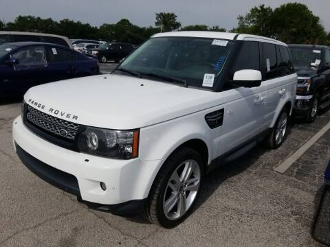 2013 Land Rover Range Rover Sport for sale at Bargain Auto Sales in West Palm Beach FL