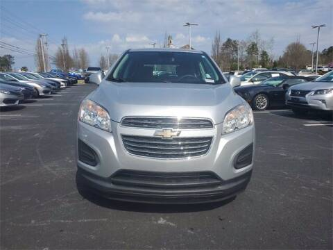 2016 Chevrolet Trax for sale at Southern Auto Solutions - Lou Sobh Honda in Marietta GA