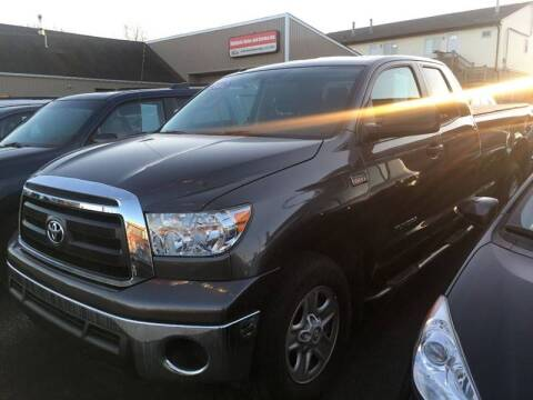 2012 Toyota Tundra for sale at Dijie Auto Sale and Service Co. in Johnston RI