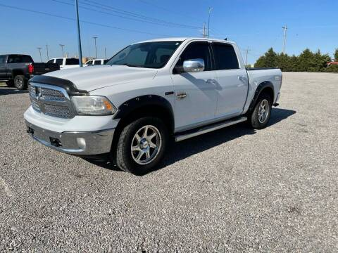 2014 RAM Ram Pickup 1500 for sale at B&R Auto Sales in Sublette KS