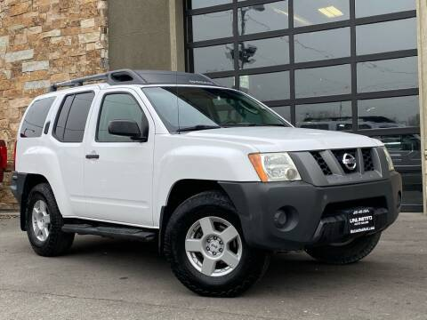 2008 Nissan Xterra for sale at Unlimited Auto Sales in Salt Lake City UT