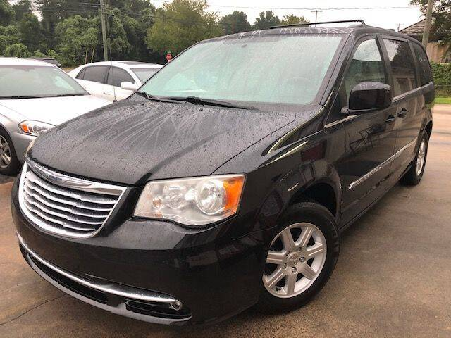 2013 Chrysler Town and Country for sale at IDEAL IMPORTS WEST in Rock Hill SC