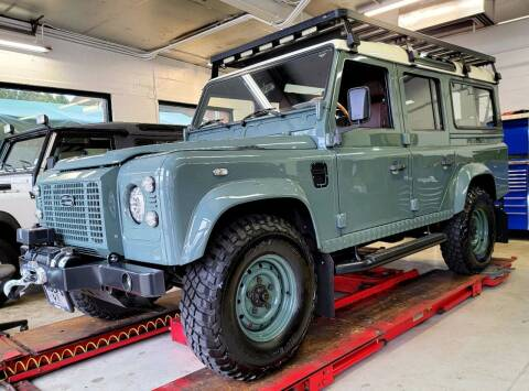 1988 Land Rover Defender for sale at Rolfs Auto Sales in Summit NJ