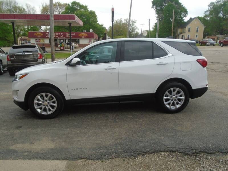 2020 Chevrolet Equinox for sale at Nelson Auto Sales in Toulon IL