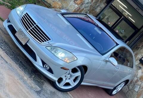 2007 Mercedes-Benz S-Class for sale at Atlanta Prestige Motors in Decatur GA