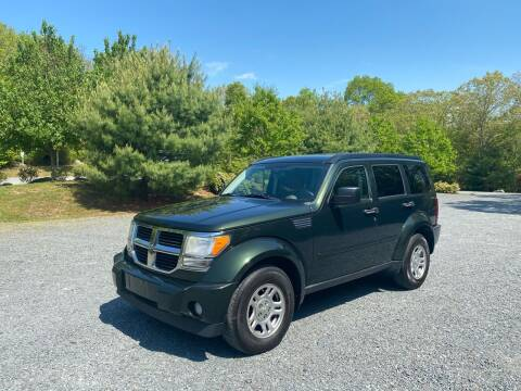 2010 Dodge Nitro for sale at Fournier Auto and Truck Sales in Rehoboth MA