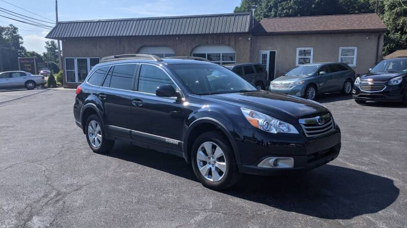 2012 Subaru Outback for sale at Worley Motors in Enola PA