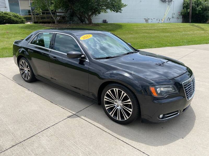 2013 Chrysler 300 for sale at Best Buy Auto Mart in Lexington KY