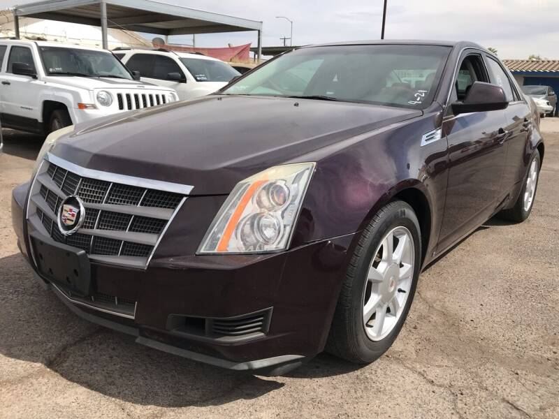 2008 Cadillac CTS for sale at Town and Country Motors in Mesa AZ