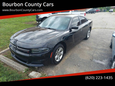 2016 Dodge Charger for sale at Bourbon County Cars in Fort Scott KS