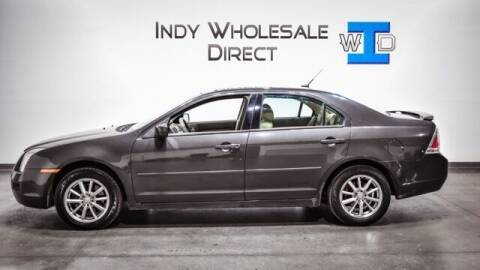 2007 Ford Fusion for sale at Indy Wholesale Direct in Carmel IN