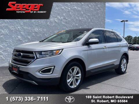 2017 Ford Edge for sale at SEEGER TOYOTA OF ST ROBERT in St Robert MO