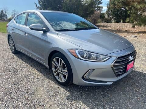 2017 Hyundai Elantra for sale at Clarkston Auto Sales in Clarkston WA