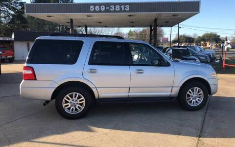 2013 Ford Expedition for sale at BOB SMITH AUTO SALES in Mineola TX