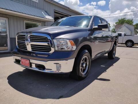 2015 RAM Ram Pickup 1500 for sale at Habhab's Auto Sports & Imports in Cedar Rapids IA