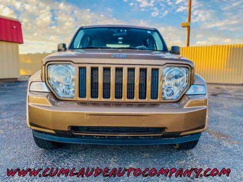 2012 Jeep Liberty for sale at MAGNA CUM LAUDE AUTO COMPANY in Lubbock TX