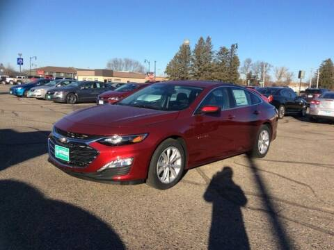 2021 Chevrolet Malibu for sale at Nyhus Chevrolet Buick in Staples MN