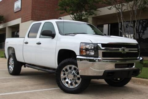 2014 Chevrolet Silverado 2500HD for sale at DFW Universal Auto in Dallas TX