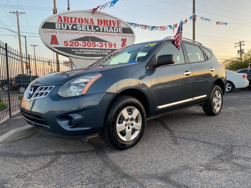 2014 Nissan Rogue Select for sale at Arizona Drive LLC in Tucson AZ