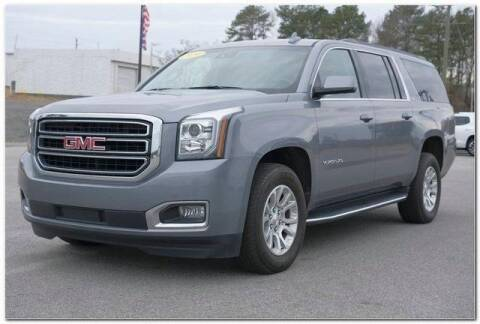 2020 GMC Yukon XL for sale at WHITE MOTORS INC in Roanoke Rapids NC