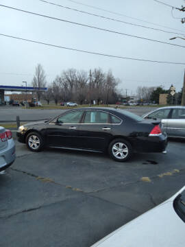 2012 Chevrolet Impala for sale at D and D All American Financing in Warren MI