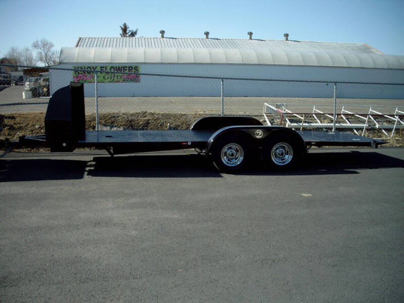 2020 KWIK LOAD SDX 7000LBS GVWR for sale at GARY'S AUTO PLAZA in Helena MT