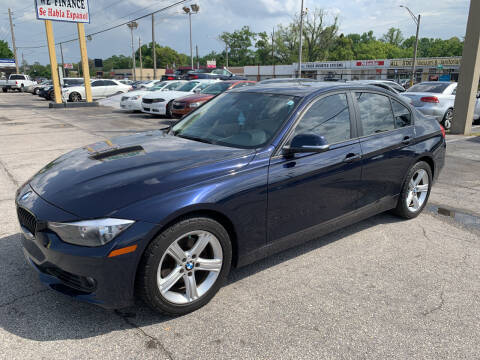 2013 BMW 3 Series for sale at Castle Used Cars in Jacksonville FL