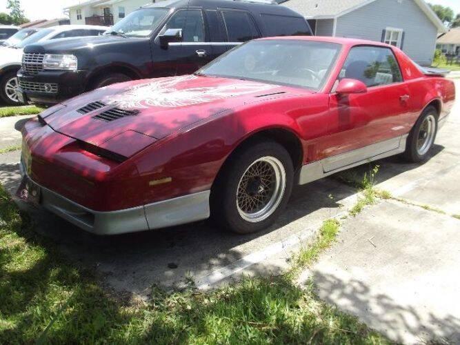 1987 Pontiac Trans Am for sale in Cadillac, MI