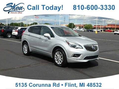 2017 Buick Envision for sale at Jamie Sells Cars 810 in Flint MI