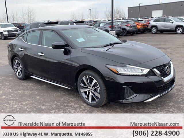 2020 Nissan Maxima for sale in Marquette, MI