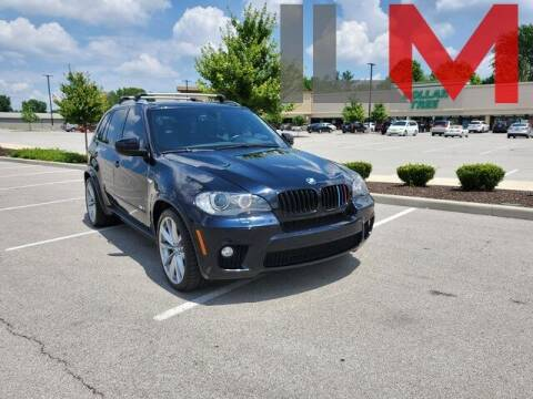 2011 BMW X5 for sale at INDY LUXURY MOTORSPORTS in Fishers IN